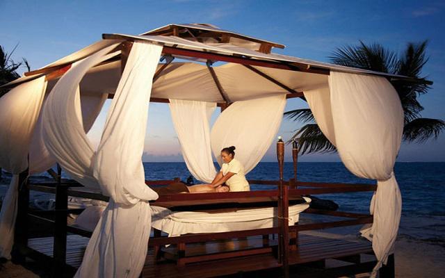 Hotel Riu Palace Península All Inclusive, permite que te consientan con un masaje
