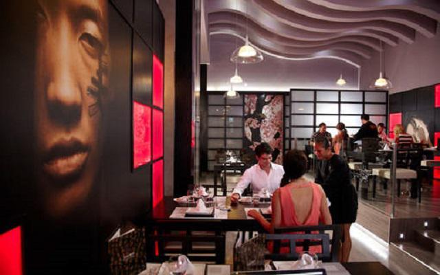 Hotel Riu Palace Península All Inclusive, Restaurante Kabuki
