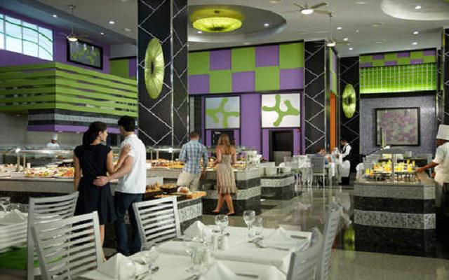 Hotel Riu Palace Península All Inclusive, Restaurante Las Olas