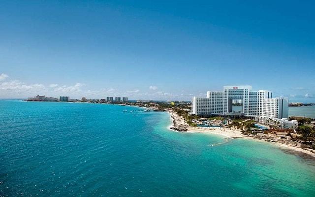 Hotel Riu Palace Península All Inclusive, buena ubicación