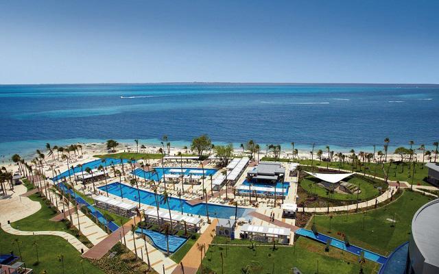 Hotel Riu Palace Península All Inclusive, fascinante vista aérea