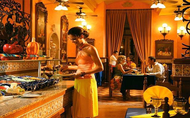 Hotel Riu Palace Riviera Maya, Restaurante Agave