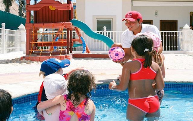 Hotel Riu Palace Riviera Maya, espacios de diversión para los pequeños