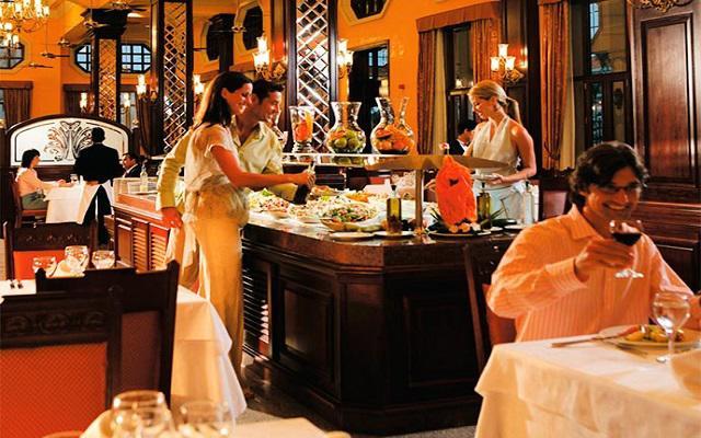 Hotel Riu Palace Riviera Maya, Restaurante Don Manolo