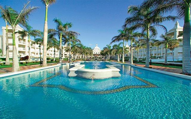 Hotel Riu Palace Riviera Maya, elegantes instalaciones