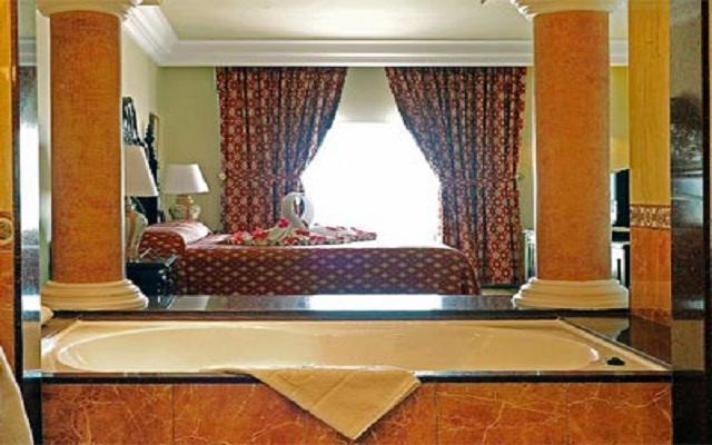 Hotel Riu Palace Riviera Maya, habitaciones bien equipadas