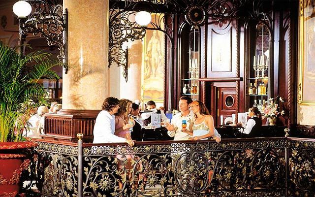 Hotel Riu Palace Riviera Maya, Restaurante La Habana