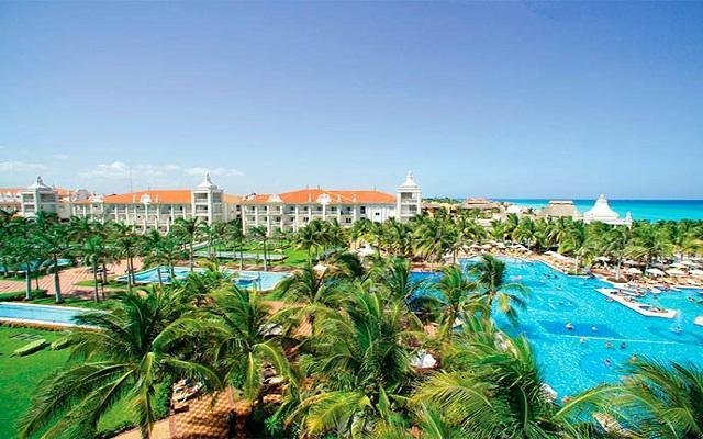 Hotel Riu Palace Riviera Maya, vistas increíbles