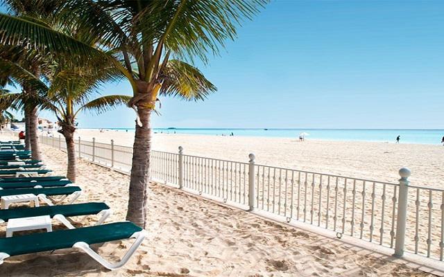 Hotel Riu Palace Riviera Maya, escenarios perfectos en la playa