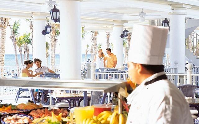 Hotel Riu Palace Riviera Maya, Restaurante Chillis