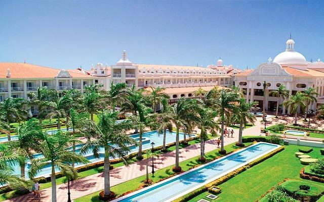 Hotel Riu Palace Riviera Maya, ambientes fascinantes