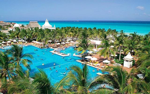 Hotel Riu Palace Riviera Maya, vistas alucinantes del Mar Caribe