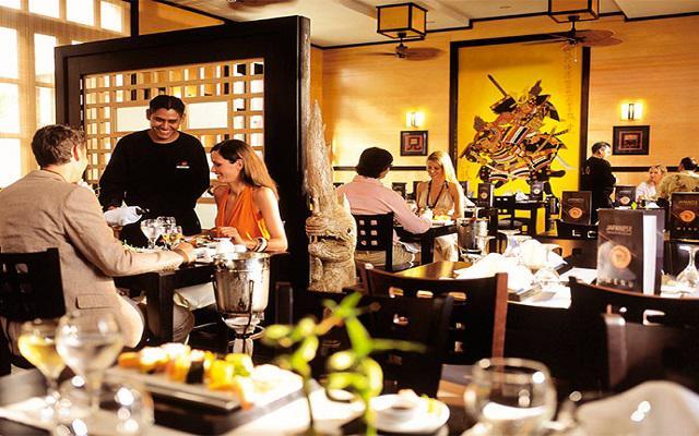 Hotel Riu Palace Riviera Maya, Restaurante Yashima