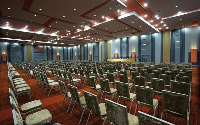 Hotel Riu Plaza Guadalajara, salón de conferencias