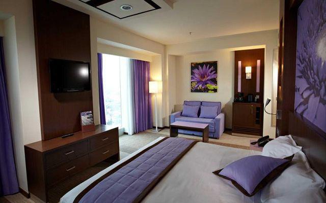Hotel Riu Plaza Guadalajara, amplias y luminosas habitaciones