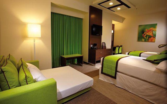 Hotel Riu Plaza Guadalajara, espacios acondicionados para tu descanso
