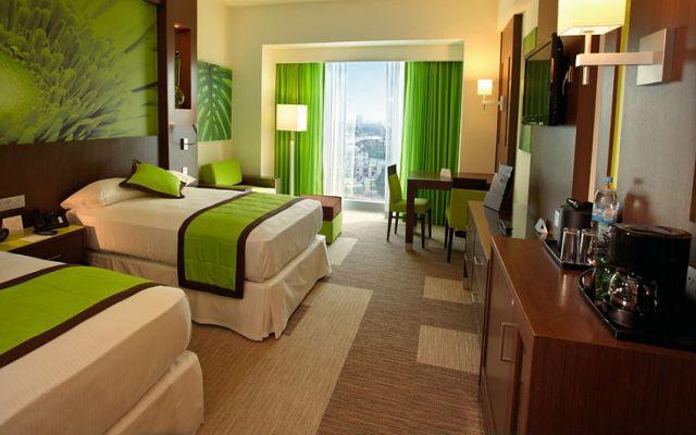 Hotel Riu Plaza Guadalajara, habitaciones con todas las amenidades
