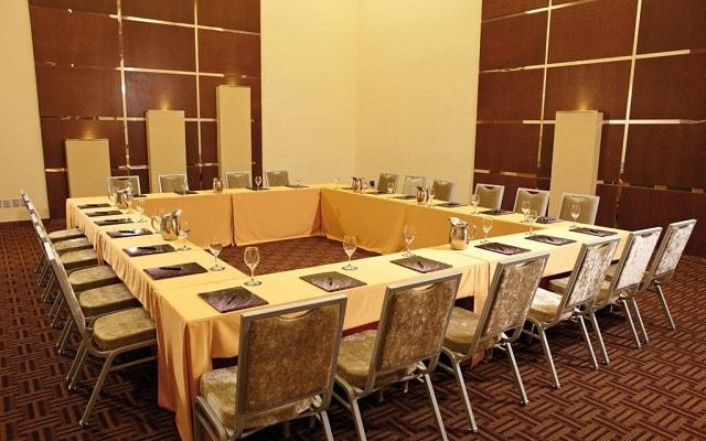 Hotel Riu Plaza Guadalajara, espacios de negocios