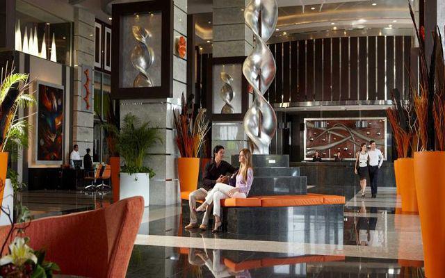 Hotel Riu Plaza Guadalajara, atención personalizada desde el inicio de tu estancia