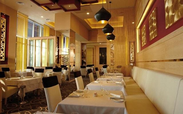 Hotel Riu Plaza Guadalajara, prueba ricos platillos gourmet