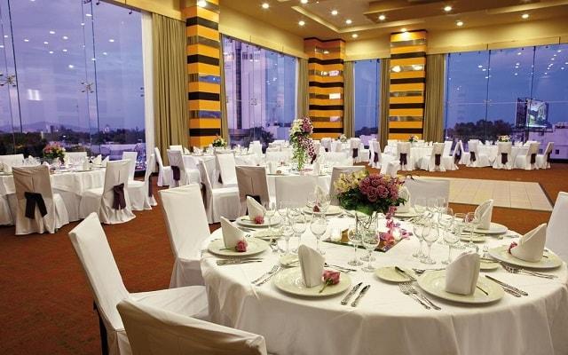 Hotel Riu Plaza Guadalajara, salón de eventos