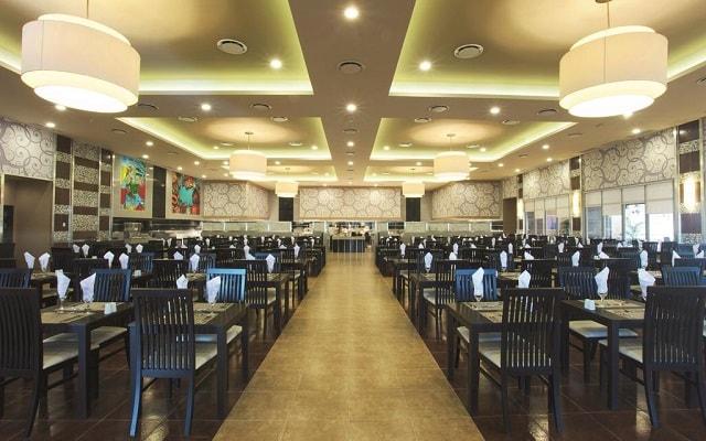 Hotel Riu Santa Fe, escenario ideal para tus alimentos