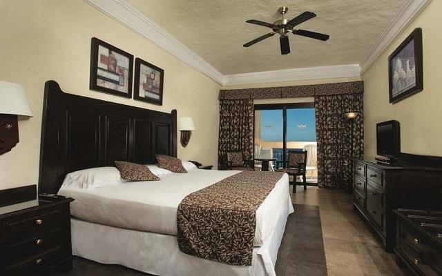 Hotel Riu Santa Fe, habitaciones bien equipadas