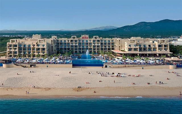 Hotel Riu Santa Fe, buena ubicación