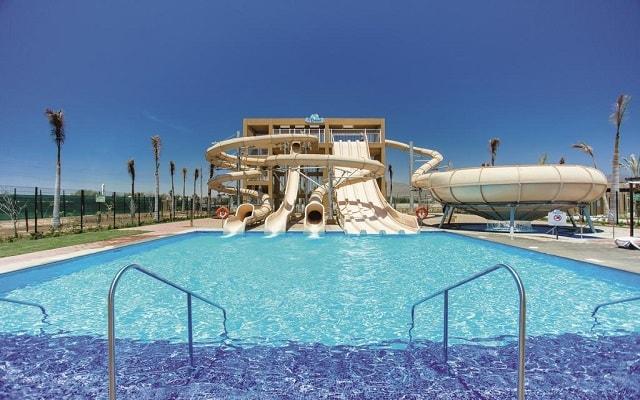 Hotel Riu Santa Fe, parque acuático