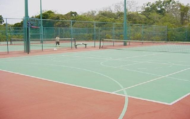 Hotel Riu Tequila, cancha de tenis