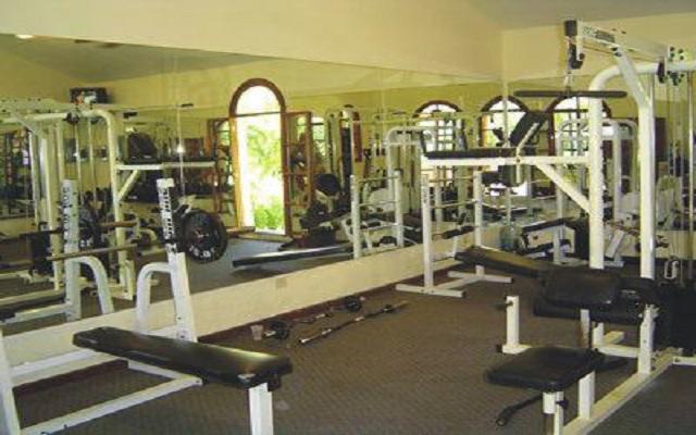 Hotel Riu Tequila, no descuides tu cuerpo, puedes utilizar el gimnasio
