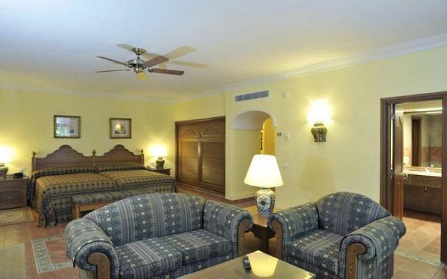 Hotel Riu Tequila, habitaciones bien equipadas
