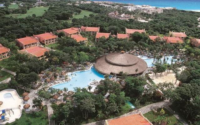 Hotel Riu Tequila, alucinante vista aérea