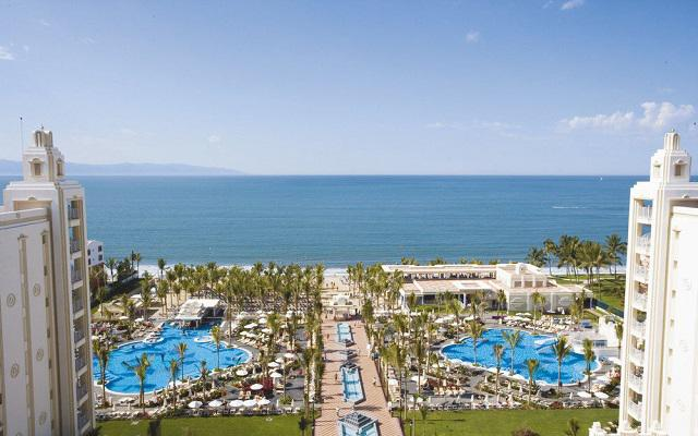 Hotel Riu Vallarta All Inclusive, vista aérea