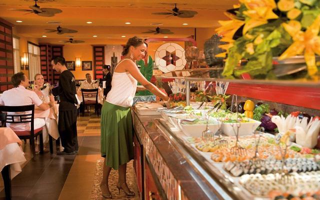 Hotel Riu Vallarta All Inclusive, buena propuesta gastronómica