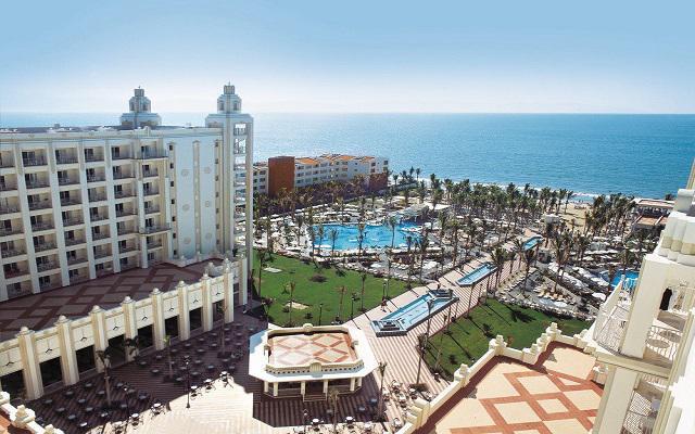 Hotel Riu Vallarta All Inclusive, vista increíble del océano
