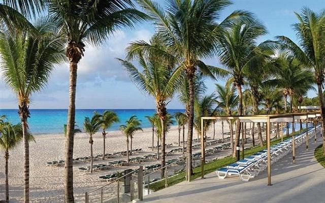 Hotel Riu Yucatán, espacios ideales para relajarte