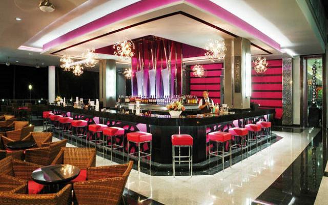 Hotel Riu Yucatán, Lobby Bar Cancún
