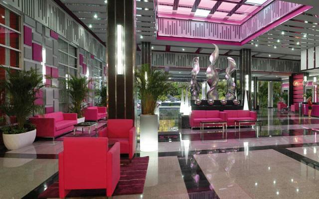 Hotel Riu Yucatán, Lobby