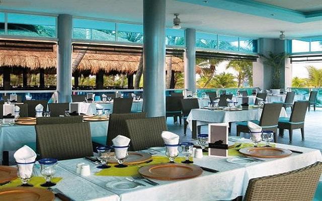 Hotel Riu Yucatán, rica y variada gastronomía