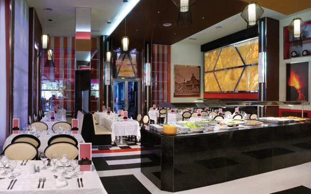 Hotel Riu Yucatán, Restaurante Cecilia