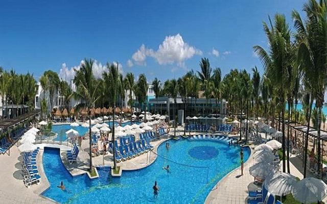Hotel Riu Yucatán, lugares fascinantes