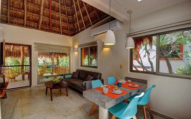 Hotel Riviera Maya Suites, ofrece confort en todas sus habitaciones