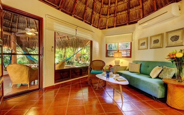Hotel Riviera Maya Suites, bonita decoración