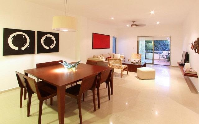 Hotel Riviera Maya Suites, habitaciones bien equipadas