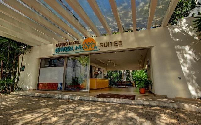 Hotel Riviera Maya Suites, buena ubicación