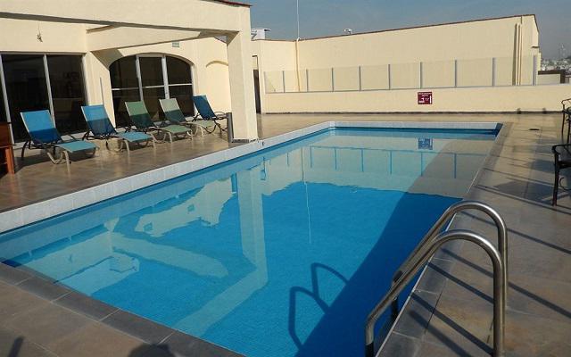 Hotel Roma Guadalajara, ambientes acondicionados para tu confort