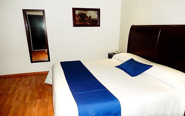 Hotel Roma Guadalajara, espacios diseñados para tu descanso