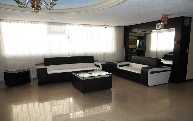 Hotel Roma Guadalajara, Lobby