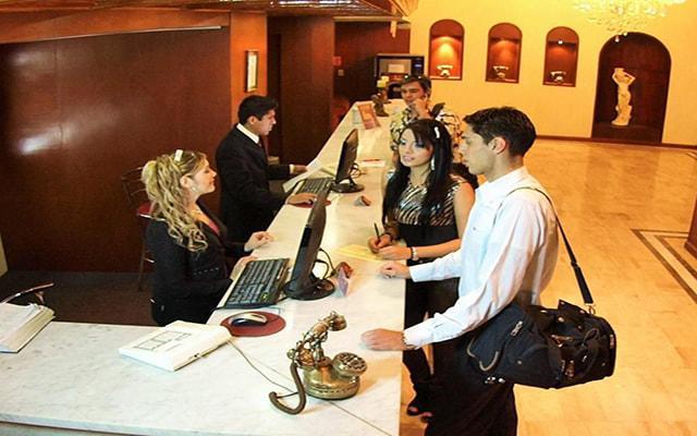 Hotel Roma Guadalajara, atención personalizada desde el inicio de tu estancia